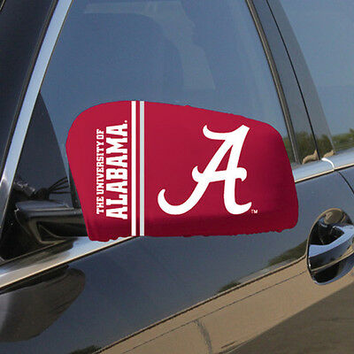 Set of 2 Auburn Tigers Side View Mirror Covers Small and Large Sizes for Cars Trucks and SUVs Officially Licensed NCAA Auburn University