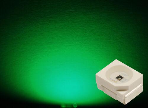 WEISS WARMWEISS ROT GRÜN BLAU GELB ORANGE PLCC2 LEDS 3528 wählbar in den Farben