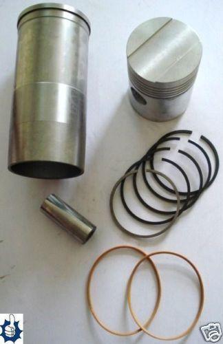 Ersatzteile Lüdemann 120mm Kolben + Laufbuchse Famulus Wasser gekühlt Motor