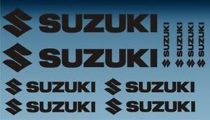 STICKER-VINILO-PEGATINA-DECAL-VINYL-AUTOCOLLANT-ADESIVI-SUZUKI-MOTO-BIKE