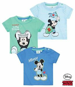 Disney-Mickey-Shirt-Gr-62-Neu-50