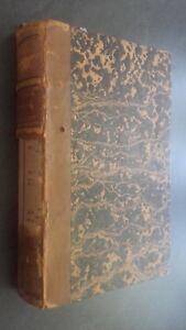 Histoire Di Charles-Quint Robertson T.1 Carpentiere 1843 Parigi ABE