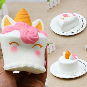 Jumbo-Slow-Rising-Squishies-Unicorn-Cake-Squishy-Squeeze-Toy-Stress-Reliever