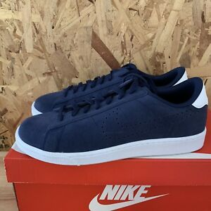 Nike-Tennis-Classic-CS-Suede-Midnight-Navy-Size-9-5-New