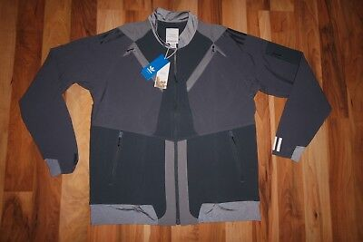Expressive Nwt Adidas X White Mountaineering Track Top Jacket Grey Ao0845 $275 M,l,xl Non-Ironing Clothing, Shoes & Accessories Activewear