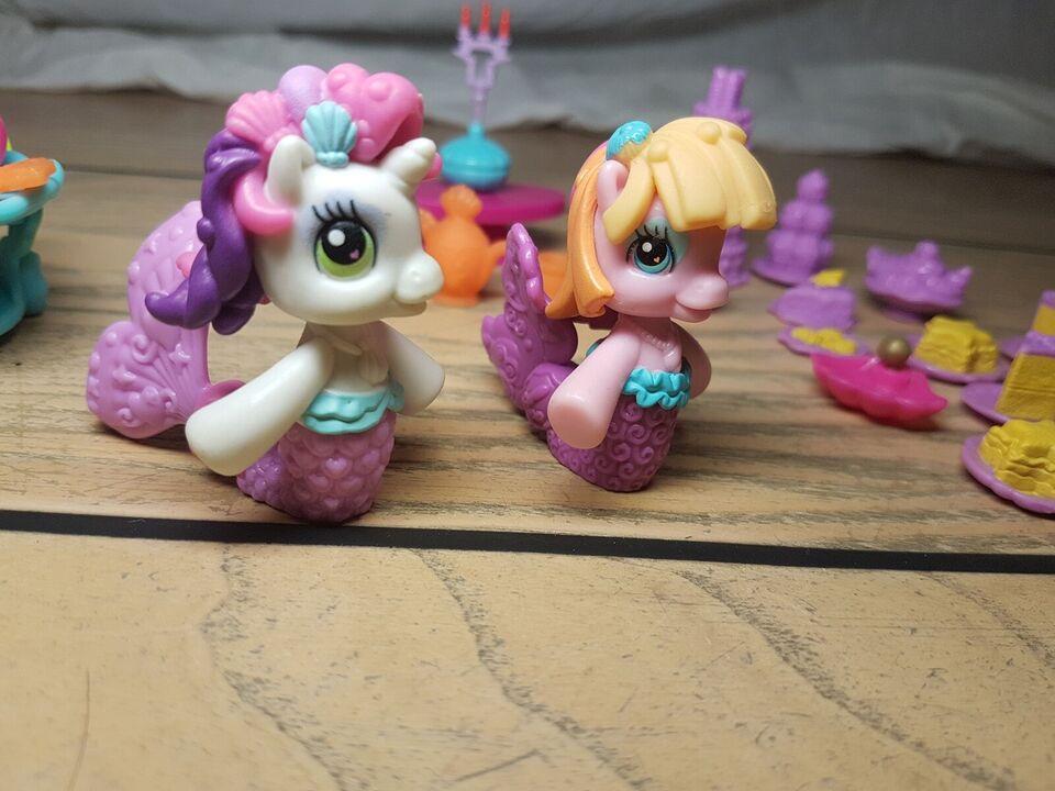 My Little Pony, Undervandstema, My little pony