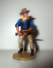 figurine sherif sheriff del prado plomb (6x3cm)