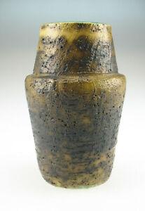Pieter-Groeneveldt-Kunst-Keramik-Vase-niederlaendische-Fat-Lava-dutch-pottery-60s
