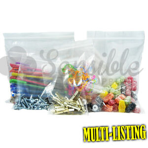 GRIP-SEAL-SELF-SEAL-RESEALABLE-BAGS-MULTI-LISTING