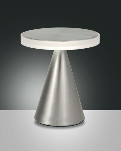 LED Tisch Leuchte Tisch Lampe Neutra 1-flg Fabas Luce 3386-35-178 Touch Dimmer