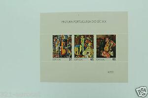 Portugal-1988-Bloc-mi-59-AF-97-postfr-xx