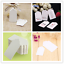 100Pcs-Price-Labels-Cards-Kraft-Paper-Hang-Tags-Gift-Party-Art-Business-3Colors thumbnail 3