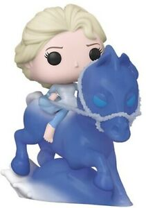 FUNKO-POP-RIDE-Frozen-2-Elsa-Riding-Nokk-New-Toy-Vinyl-Figure