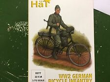 1/72 WW2 German Bicycle troops infantry 8277