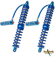 King Shocks 2.5 Coil-overs 12 Inch Travel With Adjuster & Springs Pr2512-cohrs-a