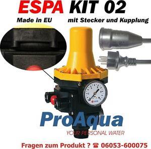 """Original ESPA Kit 02-3 verkabelt, """"Made in EU"""""""