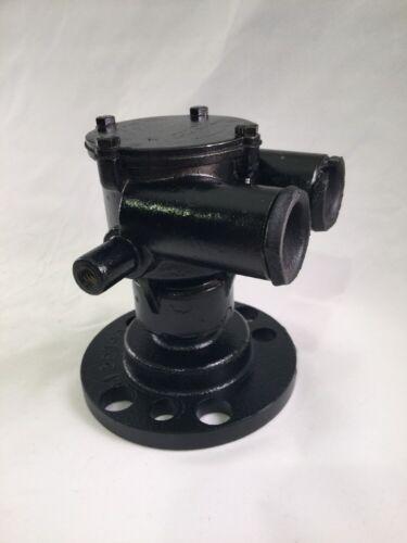 Johnson Indmar PCM Raw Water Sea Pump  Rebuilt 10-24801-01 F6B-9   857451 841640