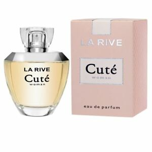 La Rive Cute by La Rive Eau De Parfum Spray 3.3 oz / 100 ml (Women)