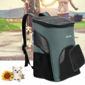 Carrier-Breathable-Carry-Cat-Dog-Puppy-Travel-Portable-Ultra-soft-Mesh-Bag-rn