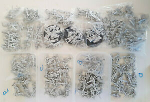 Multi-listing-Vostroyan-Troops-Sergeants-Heavy-Weapons-Mint-metal-Imperial-Guard