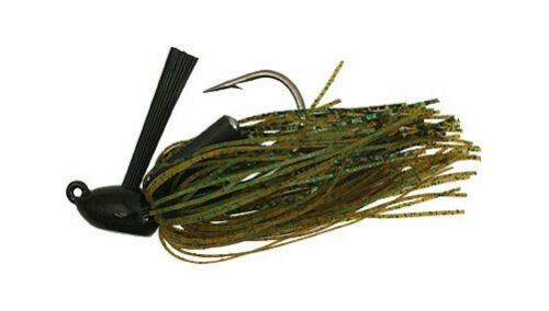 Booyah Boo Jig Bass Jig w// Rattles Select Color /& Weight Booyah Baits