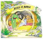 Jesus Is Born by P E Jablonski, Esther de Pilato (Board book, 2003)