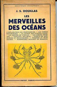 LES-MERVEILLES-DE-L-039-OCEAN-J-S-Doouglas-Payot-1954