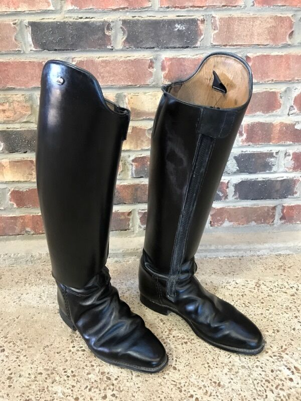 USED Konig Grandgesters + Zippers US 10.5 10.5 10.5 (39.5cm calf 48/55 cm height) 0c9a16