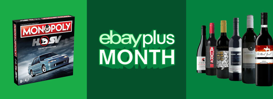 Today's Deal - New Deals Every day, all eBay Plus Month!