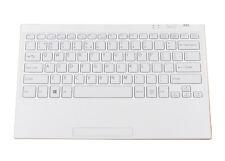 Genuine SONY VAIO Tap11 Bluetooth Wireless Keyboard White VGP-WKB16 New in Box