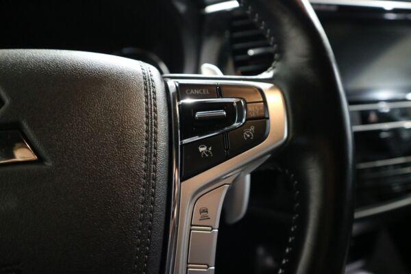 Mitsubishi Outlander 2,4 PHEV Instyle CVT 4WD - billede 4
