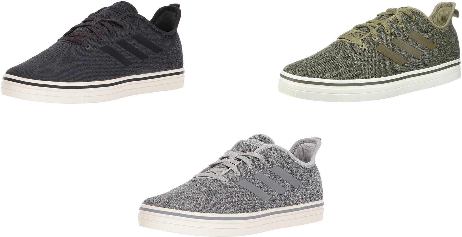 Adidas Men's Defy shoes, 3 colors