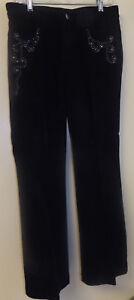 BOSTON-PROPER-Ladies-5-Pocket-Corduroy-Pants-Size-6