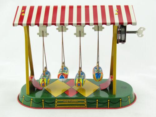 Blechspielzeug Schiffschaukel mit Gondeln BRD  3530400