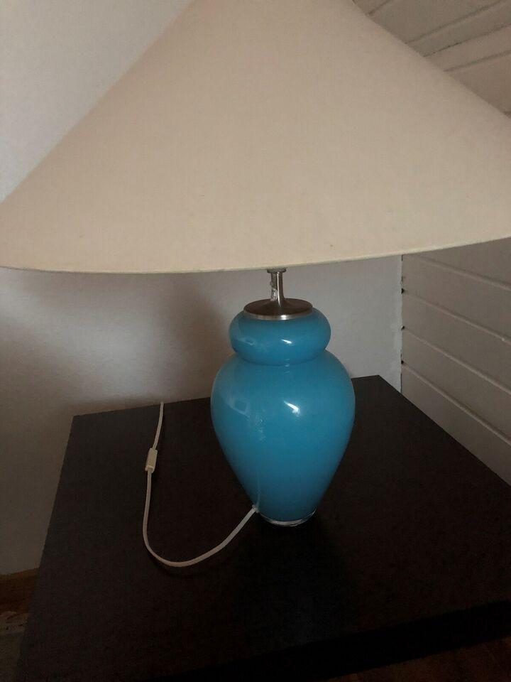 Holmegaard, Royal. Copenhagen Skagerrak, bordlampe