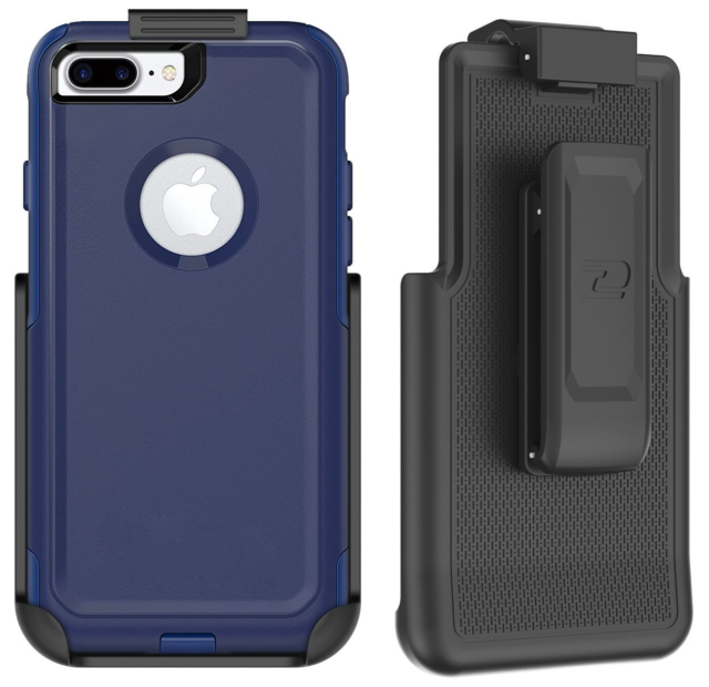 "Belt Clip Holster for OtterBox Commuter Series Case iPhone 7 Plus 5.5"" Encased"