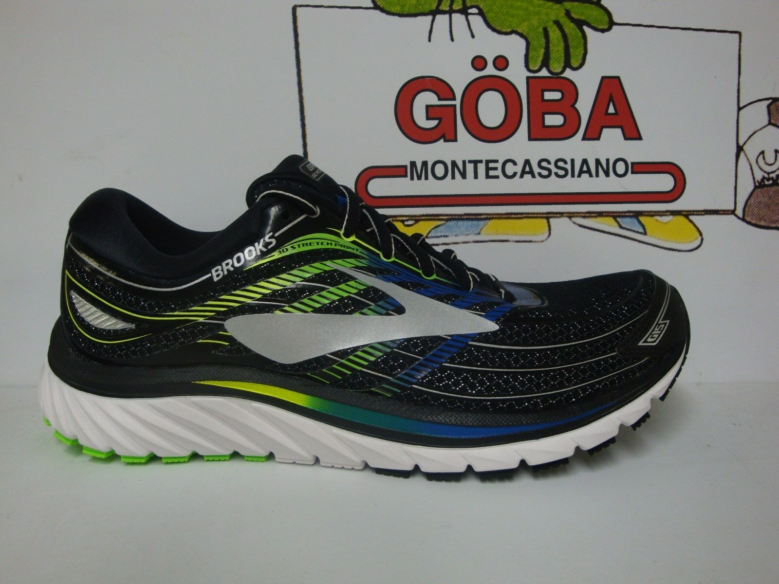 BROOKS GLYCERIN 15 men PIANTA MEDIA  ART.110258 1D 012