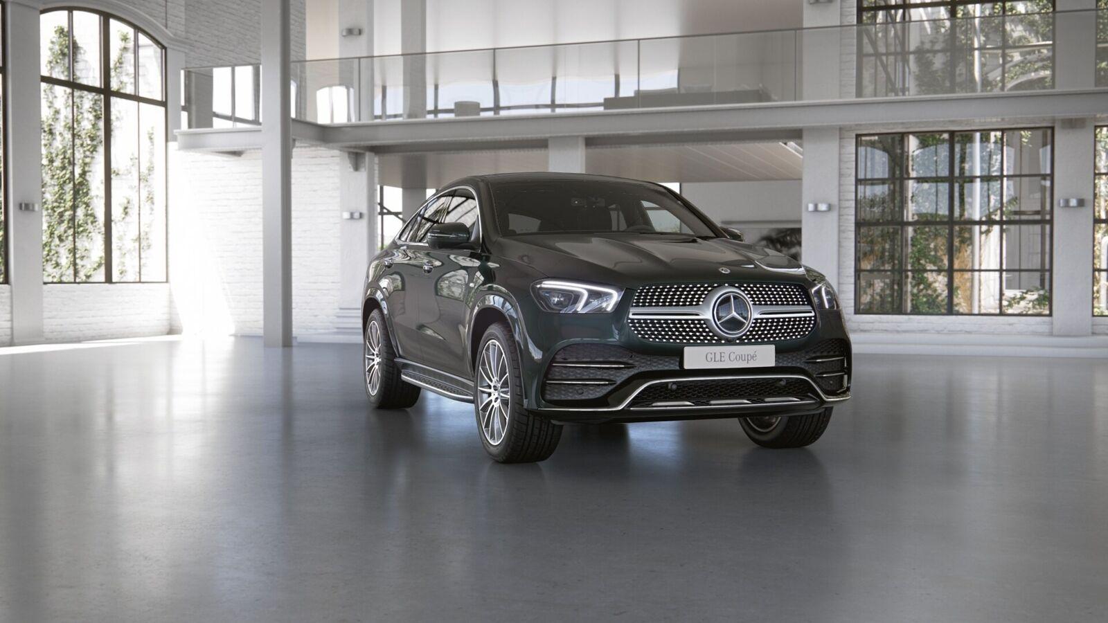 Mercedes-Benz GLE350 de 2,0 AMG Line Coupé aut. 4Matic