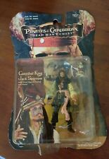 DISNEY Pirates of the Carribean//Capitaine Jack Sparrow Figure//zizzle//Scellé