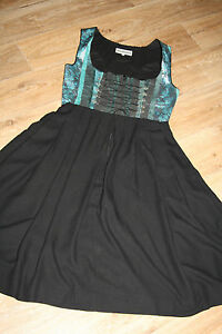 KL-4370-Drindl-costume-folklore-Corsage-Dirndl-Balkonette-Vintage