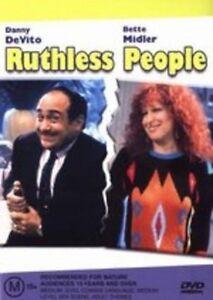 Ruthless-People-NEW-DVD-Danny-DeVito-Judge-Reinhold-Bette-Midler-REGION-4-Aust