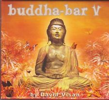 2 CD DAVID VISAN  BUDDHA BAR V BOOKLET