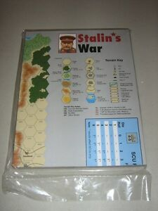 Stalin-039-s-War-Mounted-Map-New