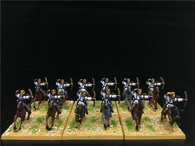 1 100 15mm Ancient DPS painted Imperial Roman Light Horse Archers  GH1026