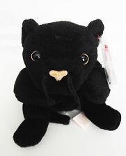 TY BEANIE BABY VELVET CAT PVC 4TH GEN HANG 4TH GEN TUSH TAGS ERRORS RETIRED NEW