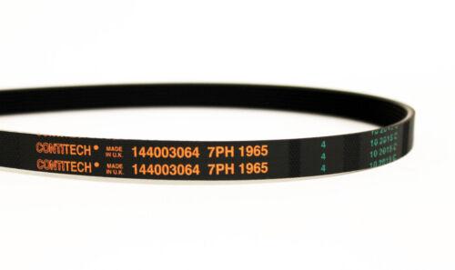 1965H7 Hotpoint Indesit Creda 19657PH TAMBURO ORIGINALE C00297210 Cinghia di trasmissione 7PH1965