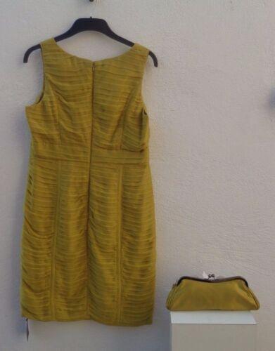 correspondant étiquettes nouveau Kaliko taille clair vert robe avec 14 des sac à main ngqxOU