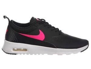 da3421624a Nike Air Max Thea Big Kids 814444-001 Black Hyper Pink Athletic ...