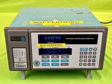 Druck Dpi 510 Precision Pressure Controller Calibrator Pressure Tester 2