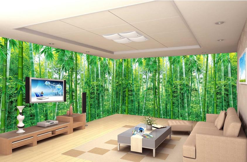3D Tropischer Bambus 75 Tapete Wandgemälde Tapete Tapeten Bild Familie DE Summer  | Verkauf Online-Shop  | Abgabepreis  | Export